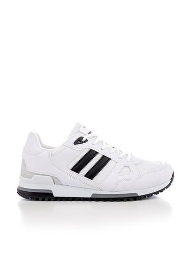 Tonny Black Beyaz Unısex Spor Ayakkabı Tb282  Beyaz
